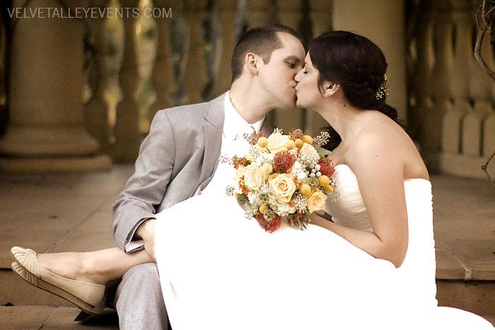 Pierpont Inn Ventura Wedding Photos – Alicia and Justin