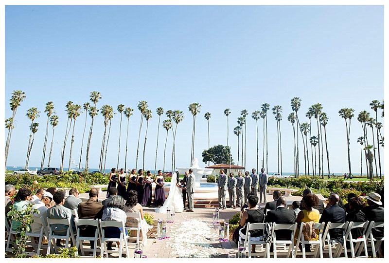 Fess Parker Double Tree Resort Santa Barbara Weddings Patrice an