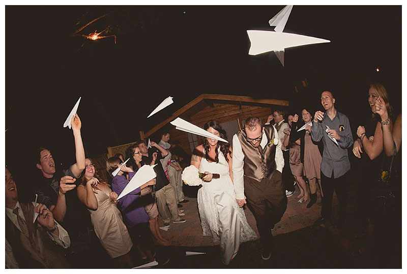 Walnut Grove Weddings – Heather and Dan DYI Wedding!