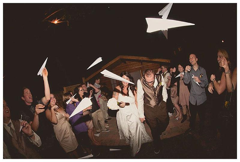 Walnut Grove Weddings – Heather and Dan DYI Wedding!