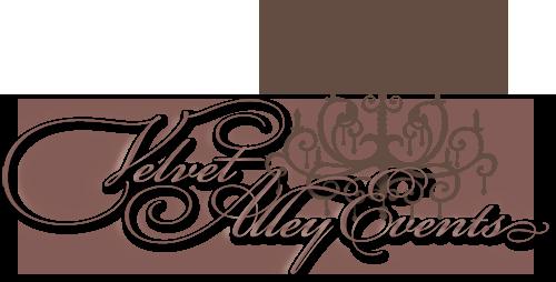 Velvet Alley Events logo